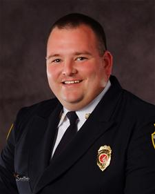 Picture of Fire Chief Eric Harlow
